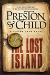 The Lost Island: A Gideon Crew Novel - Douglas Preston, Lincoln Child