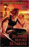 Blood Before Sunrise - Amanda Bonilla