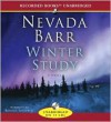 Winter Study (Anna Pigeon, #14) - Nevada Barr, Barbara Rosenblat