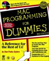 Mac Programming for Dummies [With *] - Dan Parks Sydow