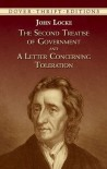 The Second Treatise of Government/A Letter Concerning Toleration - John Locke