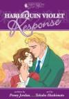 Harlequin Ginger Blossom: Response (Harlequin Ginger Blossom Mangas) - Penny Jordan;Takato Hashimoto