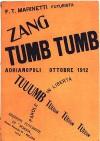 Zang Tumb Tumb - Filippo Tommaso Marinetti