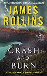 Crash and Burn: A Sigma Force Short Story (Sigma Force series) (SIGMA Force Novels (Audio)) - James Rollins