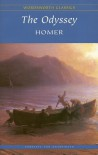 The Odyssey - Homer, Adam Roberts, George Chapman