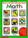 Math: Quick-And-Easy Learning Centers - Patsy Kanter