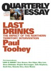 Last Drinks: The Impact of the Nothern Territory Intervention - Paul Toohey
