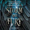 Storm and Fury (The Harbinger #1) - Jennifer L. Armentrout, Lauren Fortgang