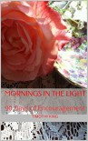 Mornings in the Light: 90 Days of Encouragement - Timothy King