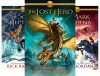 Heroes of Olympus (5 Book Series) - Rick Riordan