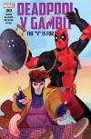 Deadpool v Gambit (2016) #3 (of 5) - Kevin Wada, Ben Blacker, Ben Acker, Danilo Beyruth