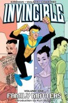 Invincible (Book 1): Family Matters  (v. 1) - Robert Kirkman