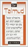 Der Talmud Die Sprüche der Väter -