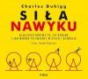 Siła nawyku. Dlaczego robimy to, co robimy i jak można to zmienić w życiu i biznesie (audiobook CD) - Duhigg Charles