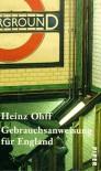 Gebrauchsanweisung für England - Heinz Ohff