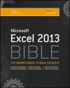 Excel 2013 Bible (Bible (Wiley)) - John Walkenbach