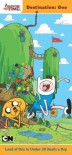 Destination: Ooo: Land of Ooo in Under 20 Snails a Day - Jake Black, Shane L. Johnson