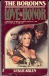 Love and Honor (Borodin's Series, Book 1) - Leslie Arlen