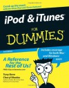 iPod & iTunes For Dummies, 3rd Edition - Tony Bove