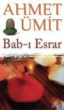 Bab-ı Esrar - Ahmet Ümit