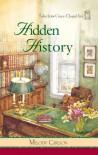 Hidden History (Tales from Grace Chapel Inn #4) - Melody Carlson