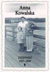 Dzienniki 1927-1969 - Anna Kowalska