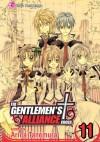 The Gentlemen's Alliance †, Vol. 11 - Arina Tanemura