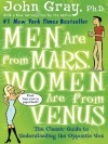 Men Are from Mars, Women Are from Venus - John  Gray