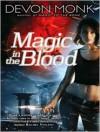 Magic in the Blood  - Devon Monk, Emily Durante