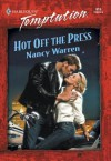 Hot Off the Press - Nancy Warren
