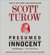 Presumed Innocent - Scott Turow, Edward Herrmann