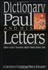 Dictionary of Paul and His Letters: A Compendium of Contempoary Biblical Scholarship - Ralph P. Martin, Daniel G. Reid