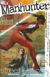 Manhunter, Vol. 1: Street Justice - Marc Andreyko, Jesus Saiz, Jimmy Palmiotti