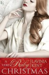 A Very Ruby Christmas: A Bound and Determinded Novella - Lavinia Kent