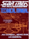 Star Trek The Next Generation: Technical Manual - Rick Sternbach, Michael Okuda, Mike Okuda