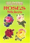 Glitter Roses Stickers (Dover Stickers) -