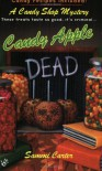 Candy Apple Dead (A Candy Shop Mystery) - Sammi Carter