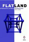 Flatland: A Romance of Many Dimensions (Illustrated) - Edwin A. Abbott