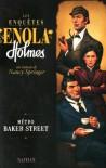 Métro Baker Street (Les enquêtes d'Enola Holmes, #6) - Nancy Springer, Rose-Marie Vassallo