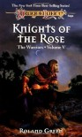 Knights of the Rose (Dragonlance Warriors, Vol. 5) - Roland Green