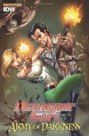 Danger Girl and the Army of Darkness TP - Andy Hartnell