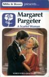 A Scarlet Woman - Margaret Pargeter