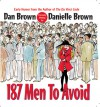 187 Men to Avoid - Danielle Brown