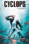 Cyclops Volume 2: A Pirate's Life for Me - Javier Garron, Greg Rucka