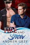Fire and Snow (Carlisle Cops Book 4) - Andrew Grey