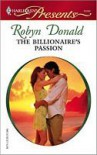 The Billionaire's Passion - Robyn Donald