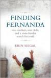 Finding Fernanda - Erin Siegal
