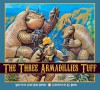 The Three Armadillies Tuff - Jackie Mims Hopkins, S. G. Brooks