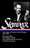 The Grapes of Wrath and Other Writings, 1936-1941 (Library of America #86) - John Steinbeck, Elaine Steinbeck, Robert DeMott