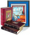 The Complete Far Side Leather-Bound Set [Signed Limited Edition] - Gary Larson